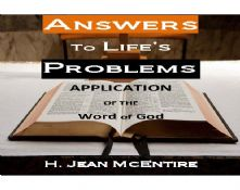 Answers to Life's Problems Application of the Word